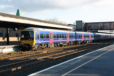165 106 at Oxford on 23rd February 2016