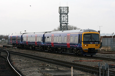 165 109 at Reading on 29th January 2008 (2)