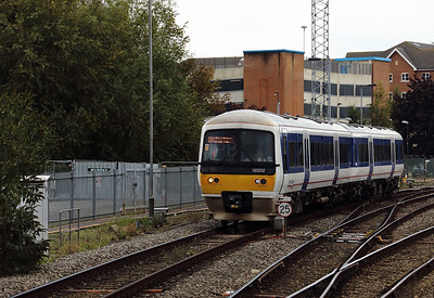 165 012 at Aylesbury on 16th September 2017