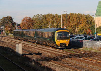 166 219 at Oxford on 31st October 2016