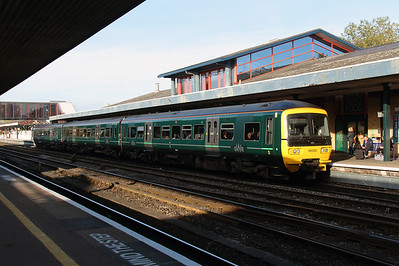 166 220 at Oxford on 31st October 2016