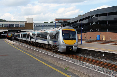 168 107 at Banbury on 8th July 2016