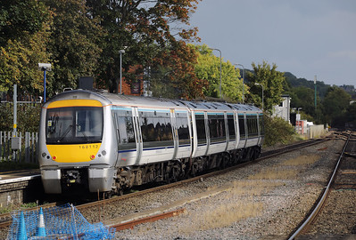 168 112 at High Wycombe on 16th September 2017