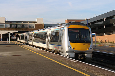 168 111at Banbury on 31st October 2016