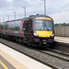 170 520 at Tamworth High Level on 20th August 2014