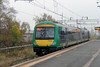 170 509 at Rugeley Trent Valley on 3rd November 2015