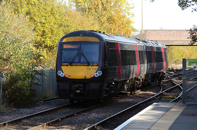 170 114 at Langley Green on 2nd November 2016