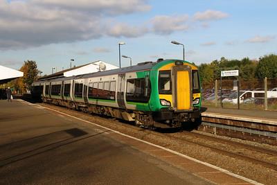 172331 at Stourbridge Junction on 2nd November 2016