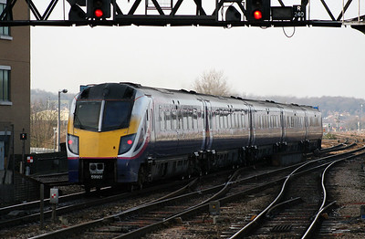 180 101 at Reading on 29th January 2008 (3)