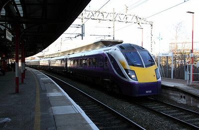 180 103 at Stockport on 4th March 2010