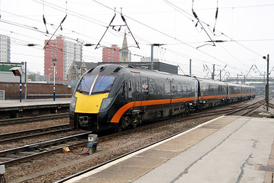 180 105 at Doncaster on 2nd April 2014