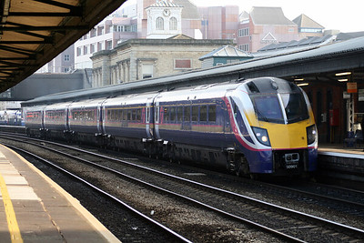 180 101 at Reading on 29th January 2008 (1)