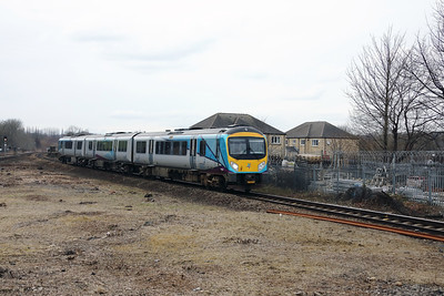 185 124 at Mirfield on 9th March 2018