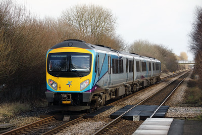 185 135 at Hough Green on 17th January 2018