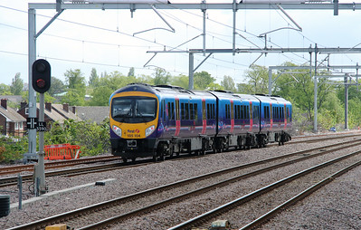 185 104 at Roby on 19th May 2015 working 1E70