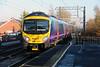 185 140 at St Helens Junction on 29th November 2016