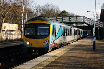 185 121 at Widnes on 30th January 2018