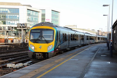 185 146 at Sheffield on 15th February 2018