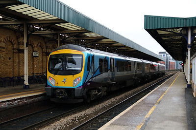 3) 185 114 at Warrington Central on 30th January 2018