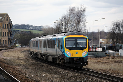 185122  at Mirfield on 9th March 2018