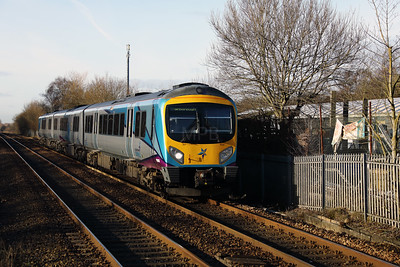 185 108 at Widnes on 30th January 2018