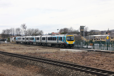 185 125 at Mirfield on 9th March 2018