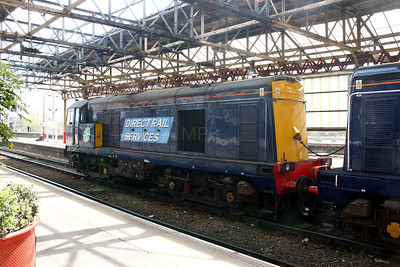 1) 20 301 at Crewe on 1st May 2013