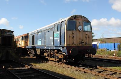 1) 20 902 at Long Marston on 12th September 2010
