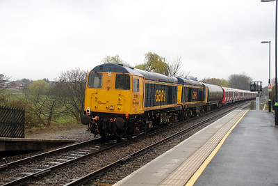 1) 20 901 at Tamworth High Level on 25th March 2014