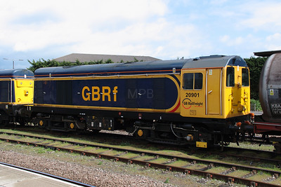 20 901 at Derby on 9th May 2015 (2)