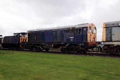 20 903 at Long Marston on 18th September 2011 (2)