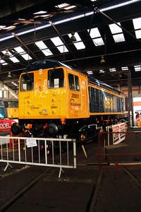 1) 20 901 at Barrow Hill on 22nd September 2012