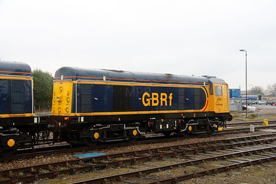 20 901 at Derby on 25th March 2014