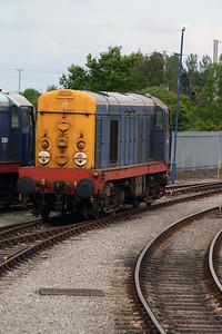 20 901 at Carlisle Kingmoor DRS Depot on 11th June 2005 (1)