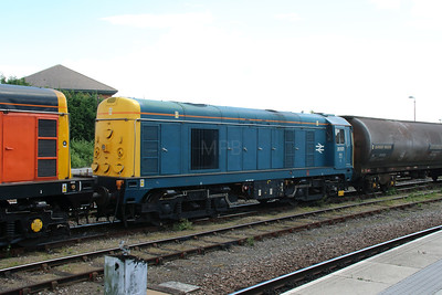 20 107 at Derby on 2nd July 2016