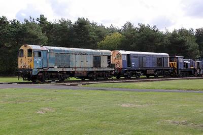 3) 20 016 at Long Marston on 18th September 2011