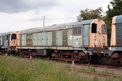 2) 20 032 at Longtown on 11th June 2005