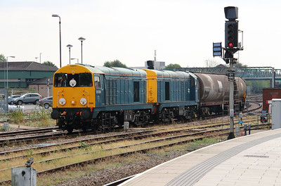 20 096 at Derby on 2nd September 2014 (9)