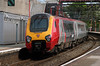 221 115 at Runcorn on 25th May 2015 working 1A55 (7)