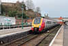 221 110 at Shrewsbury on 28th January 2015