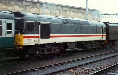 97 252 at Carlisle on 24th February 1990