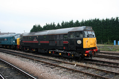 3) 31 452 at Derby on 17th October 2005
