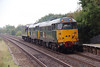 31 452 at Tamworth High Level on 6th September 2014 (3)