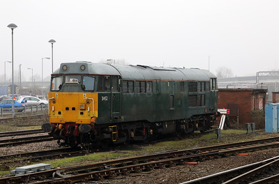 31 452 at Derby on 23rd January 2017