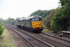 31 452 at Tamworth High Level on 6th September 2014 (1)