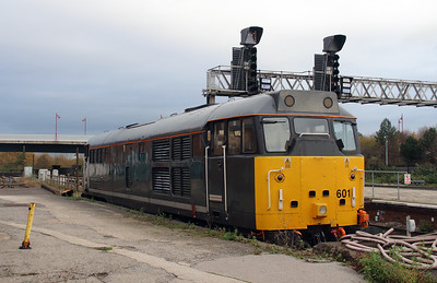 31 601 at Derby on 11th November 2015