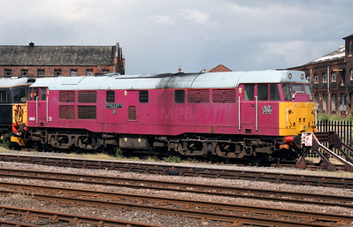 2) 31 601 at Derby on 1st July 2007