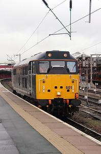4) 31 601 at Crewe on 26th November 2015