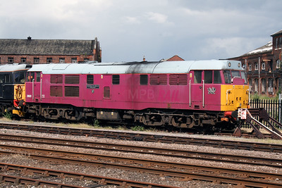 31 601 at Derby on 1st July 2007 (2)