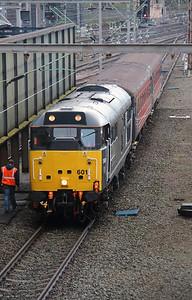1) 31 601 at Crewe on 26th November 2015